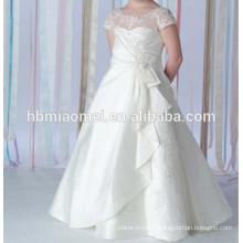 2016 summer new fashion children flower girl dress ball gowns dance wear girl frock dress