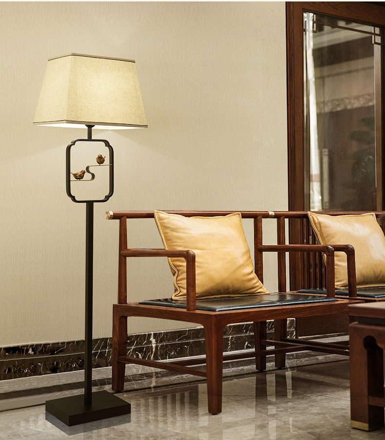 Application Tripod Style Floor Lamps