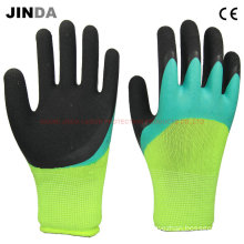 Latex Foam Coated Labor Protective Safety Work Gloves (NH306)