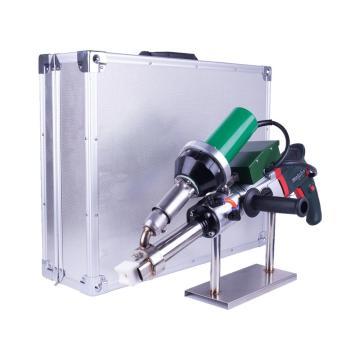 Automatic geomembrane pvc fabric hdpe liner welding machine