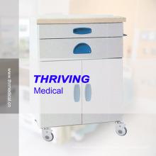Высококачественные медицинские прикроватные шкафы (THR-ZY110)