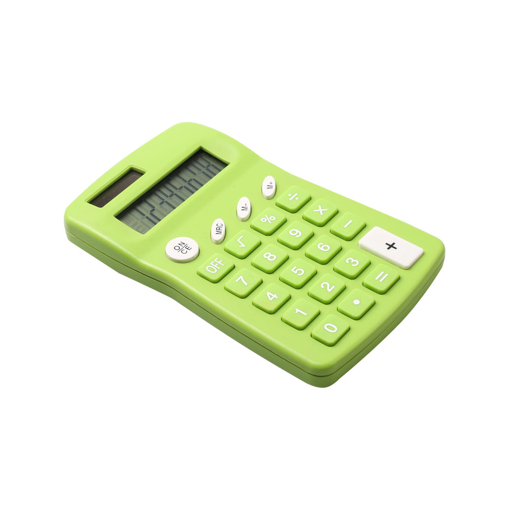 8 Digit Office Euro Pocket Calculator