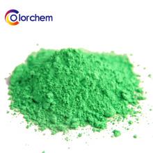 Fluorescent Pigment for High Temperature Plastics