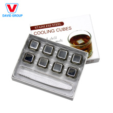 Food Grade 304 Stainless Steel Ice Cube