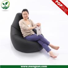 Juego de calabaza forma beanbag sofá, beanbag silla