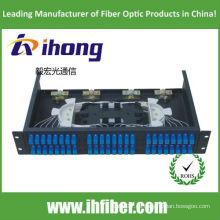 19 Zoll Rack montiert SC 48 Port Faseroptik Patch Panel