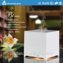 2016 neueste Indoor Square Große Kapazität Ultraschall Aroma Luftbefeuchter 20032