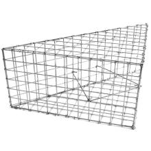 Single Wire Gabion Dreieck