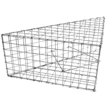 Single Wire Gabion-driehoek