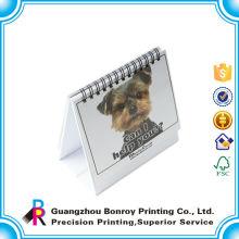 China Proveedor de escritorio de alta calidad al por mayor escritorio Pad Calendario de impresión