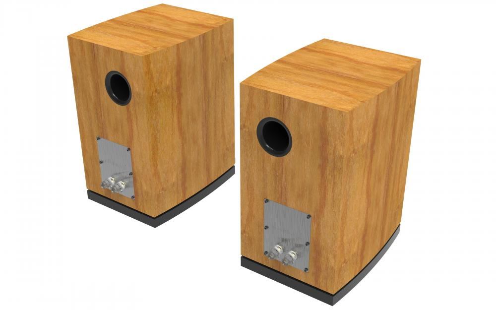 Home Theate Bookshelf Speaker