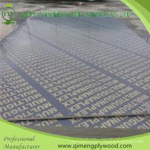 13 Layers Construction Grade Waterproof Glue 18mm Marine Plywood