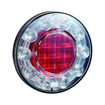 100% impermeable LED Auto Stop / Tail / luces traseras de 4 ""