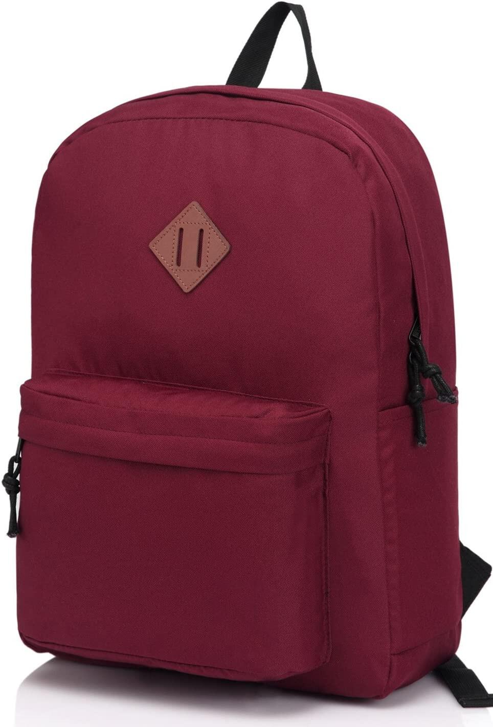 fashion bag waterproof school backpacks for teenagers