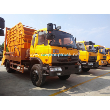 5m3 roll off waste container garbage truck