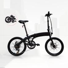 20 inch aluminum alloy electric bike 36v 250w