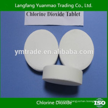 Free Sample High-performance Chlorine Dioxide Tablet For Bactericide And Disinfectant