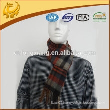 comfortable and long customized men scarves