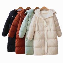Los mejores abrigos de invierno para mujer talla grande más cálidos