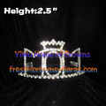 Mutter Crystal Pageant Tiaras