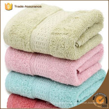 sold-out 100% cotton solid colour face towel home use