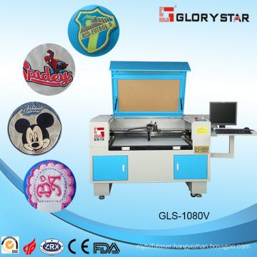 [Glorystar] Garment Badge Laser Cutter with Camera