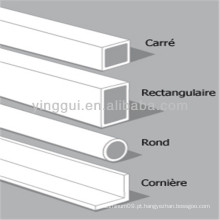 Perfil de liga de alumínio 7079