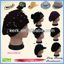 Wool felt top hat for ladies hats Top quality ladies hats fashion wool felt hat party hat ,LSW52