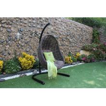 Poly Rattan Wicker Swing Chair - ATC Furniture