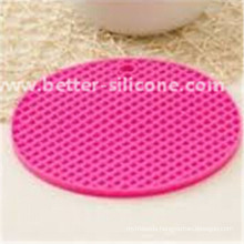Personalized Colorful Silicon Pot Mat