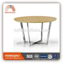 T-Y6 tea table steel coffee table wood coffee table