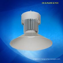 Prix d'usine de haute qualité 80W industriel haute lumière haute baie avec 3 ans de garantie