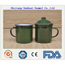 Enamel Chinese Traditional Water Mug