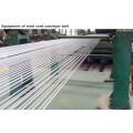 Цементный завод металлокорда ленточный конвейер
