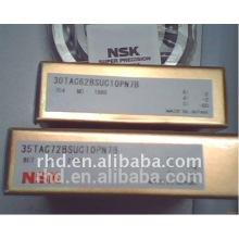 angular contact ball bearings nsk 30tac62bsuc10pn7b