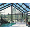 aluminium sunroom sunroom panel bumbung harga