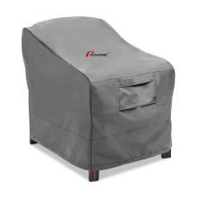 Funda para silla al aire libre Funda para muebles clásica Funda protectora para silla a prueba de agua
