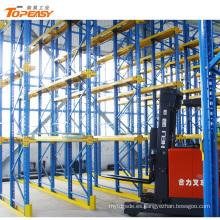 filo storage storage heavy duty drive en rack drive through