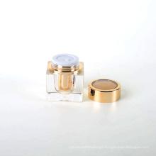 15g Square Acrylic Cream Jar (EF-J41015)
