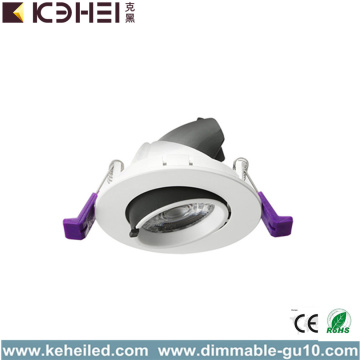 COB LED Downlight 7W Iluminación interior 3000K