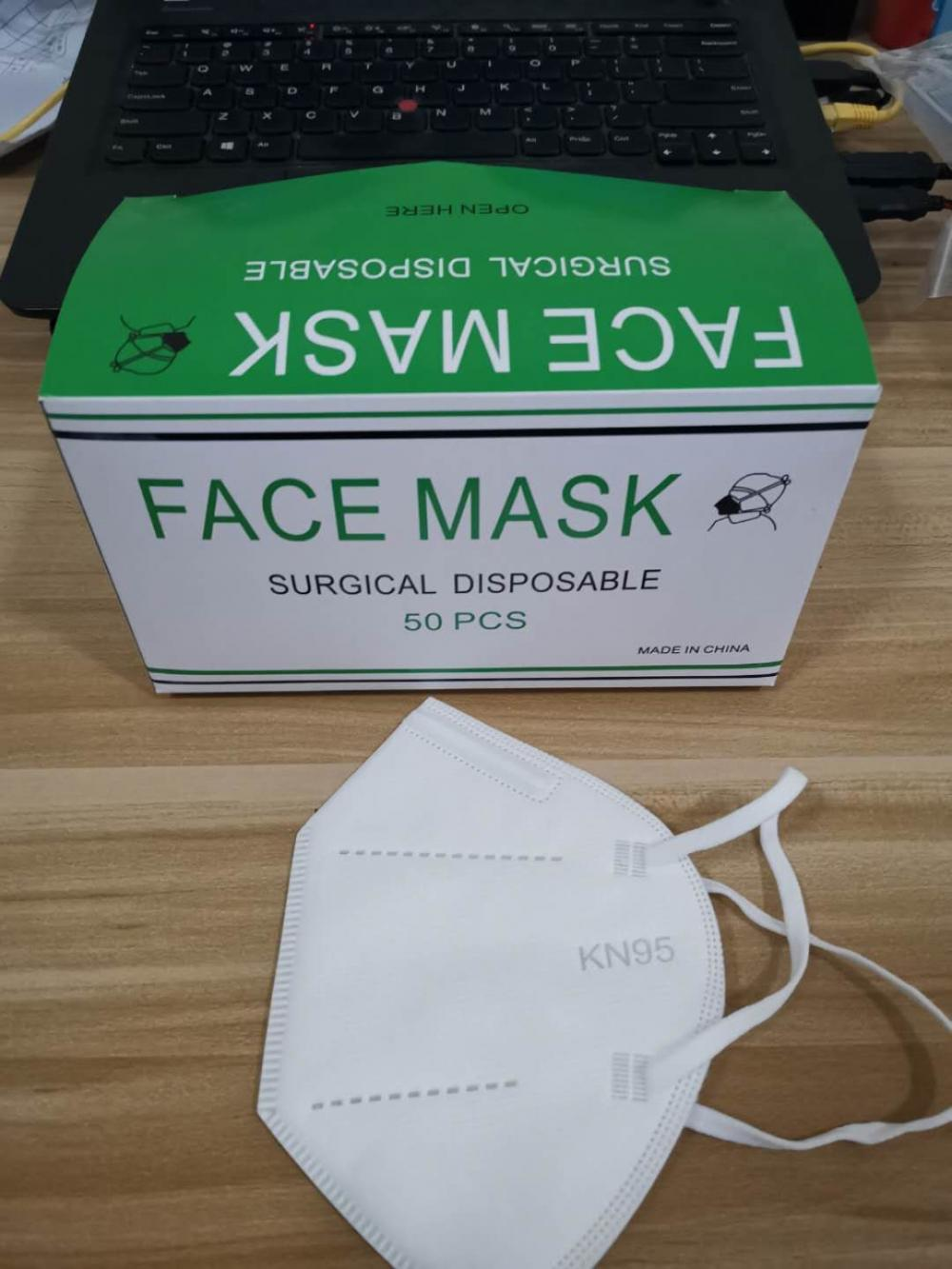 Surgical Face Mask KN95