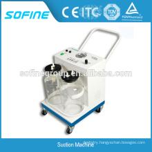 2015 China Mobile Portable Dental Suction Unit
