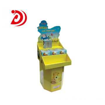 Toy cardboard display stand for sale