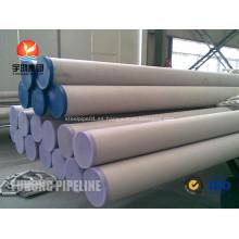 Super Duplex acero inoxidable tubería ASME SA790 S32760