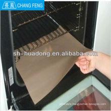 Non-stick reusable teflon oven liner