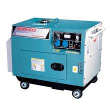 Générateurs diesel refroidis à l'air silencieux de Bn5800dse 5kw