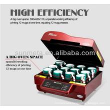 3d sublimation heat transfer machine vacuum printer -MANUFACTURER