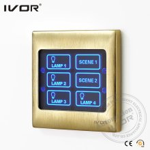 Ivor Smart Home Light Switch with Scene and Remote Control