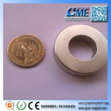 Leistungsstarke Magnet N52 Magnetische Ringe zum Verkauf
