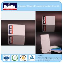 Profissional China Fabricação de Fábrica Diretamente Preço Ral 9007/9010 Spray de Revestimento Em Pó